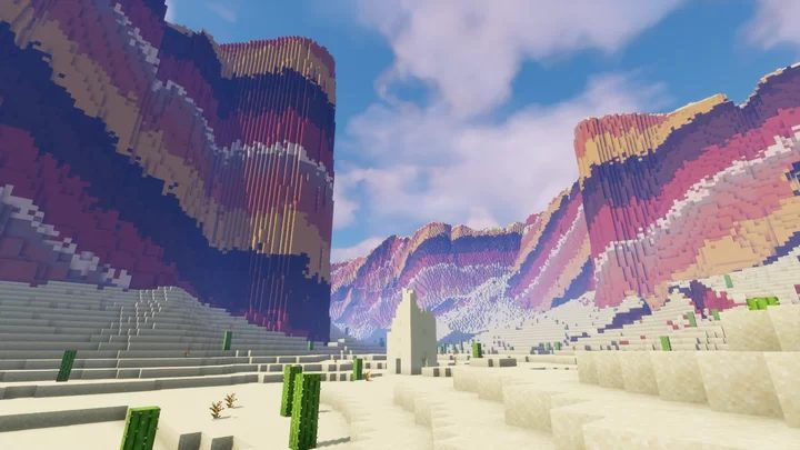 Canyon aride
