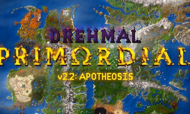 Drehmal : PrimΩrdial – Map Minecraft – 1.16.4