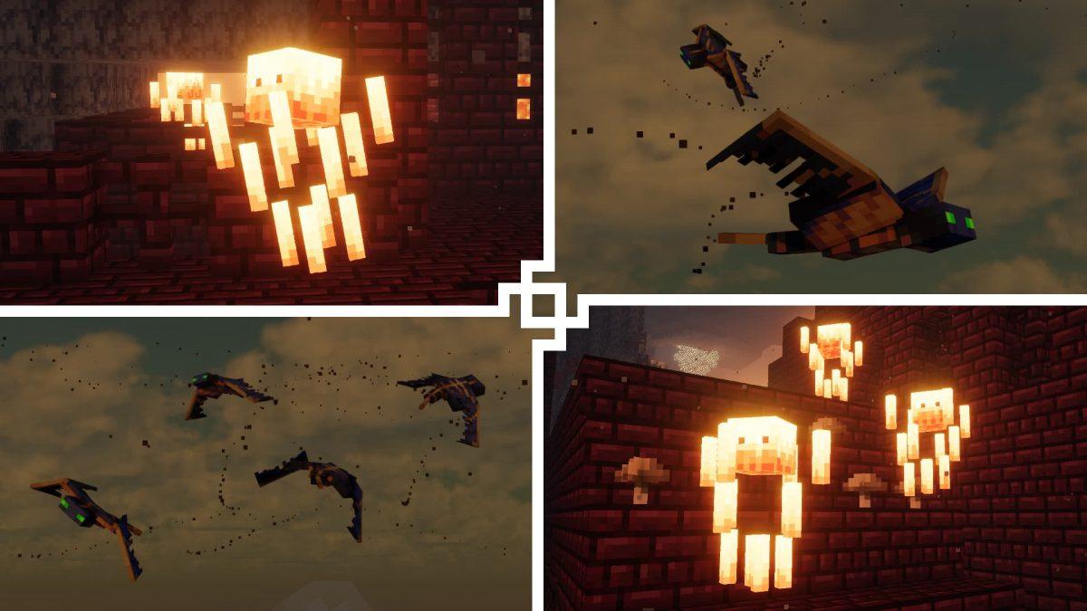 fresh animations blaze phantom