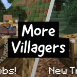 More Villagers – Mod – 1.16.5 → 1.17.1