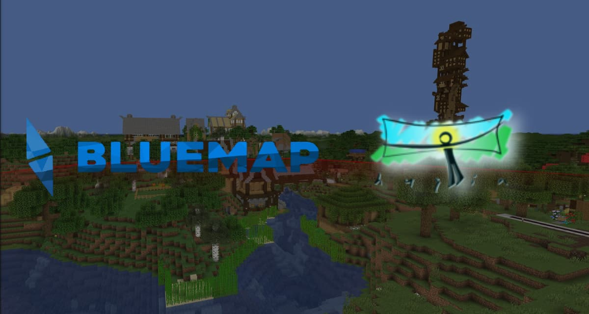 Réaliser une street view dans Minecraft avec Bluemap, PTGui ou Hugin