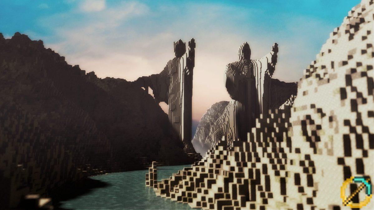 Statues gardienne du Rohan