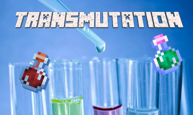 Transmutation alchimique – Datapack Minecraft