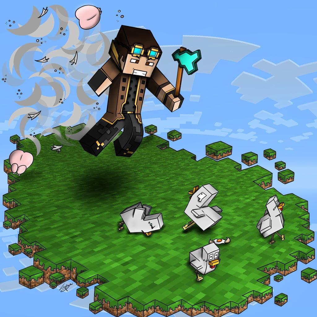 Cleaving – Enchantement Minecraft