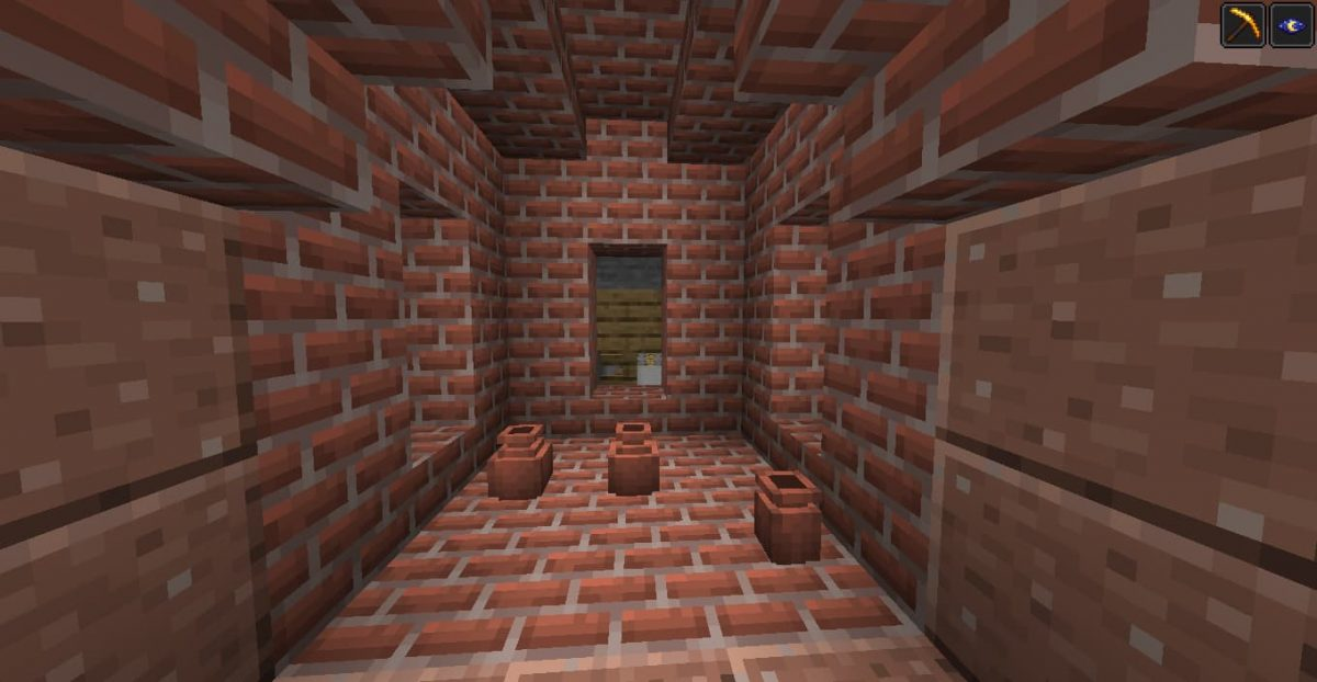 Abris sous sol - Mod Minecraft Extended Caves