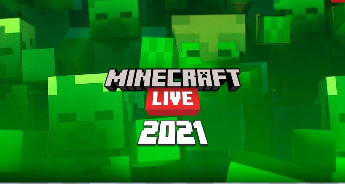 Le Minecraft Live 2021 aura lieu en Octobre, le vote pour la nouvelle créature truqué par des Youtubers ?