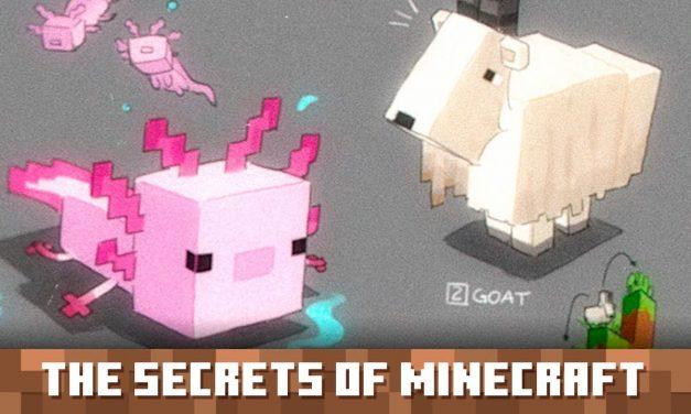 Les secrets de la mise à jour 1.17 de Minecraft : Caves & Cliffs Part 1