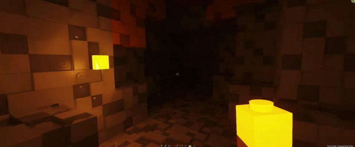 pack de texture minecraft lego brixel torche