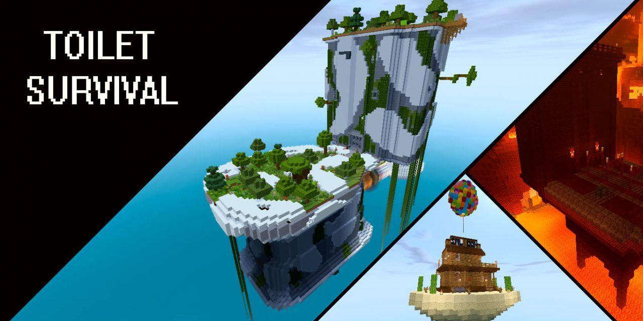 Toilet Survival – Map Minecraft – 1.17.1