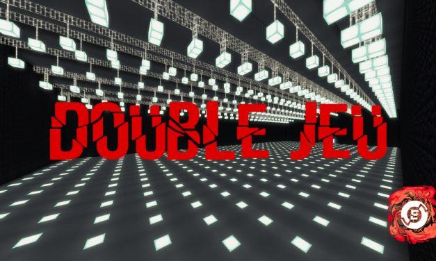 Double Jeu, le prochain long métrage Minecraft de Evol Originel
