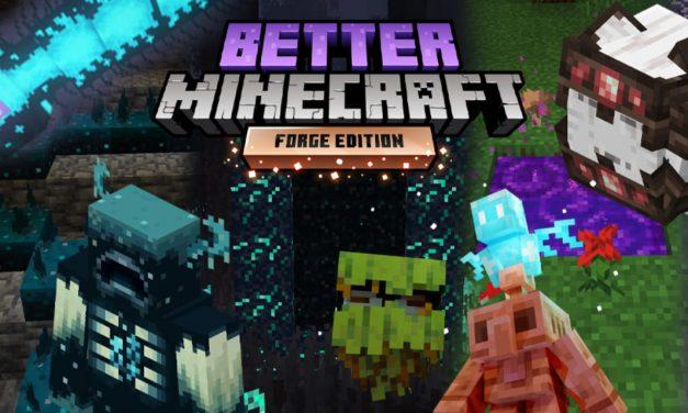 Better Minecraft – Modpack – 1.16.5 / 1.17.1