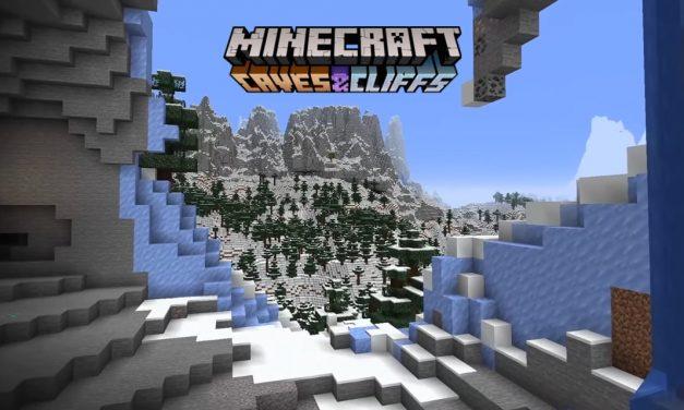 Minecraft 1.18 : les caves et montagnes se génèreront parfaitement sur vos anciens mondes