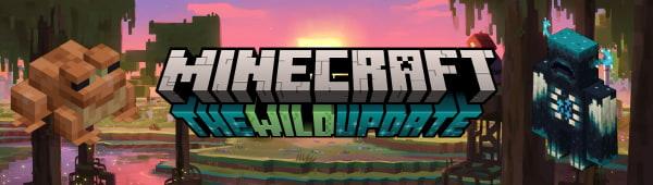minecraft 1.19 wild update