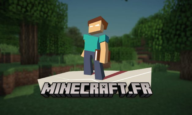 Minecraft.fr fait peau neuve et change de logo !