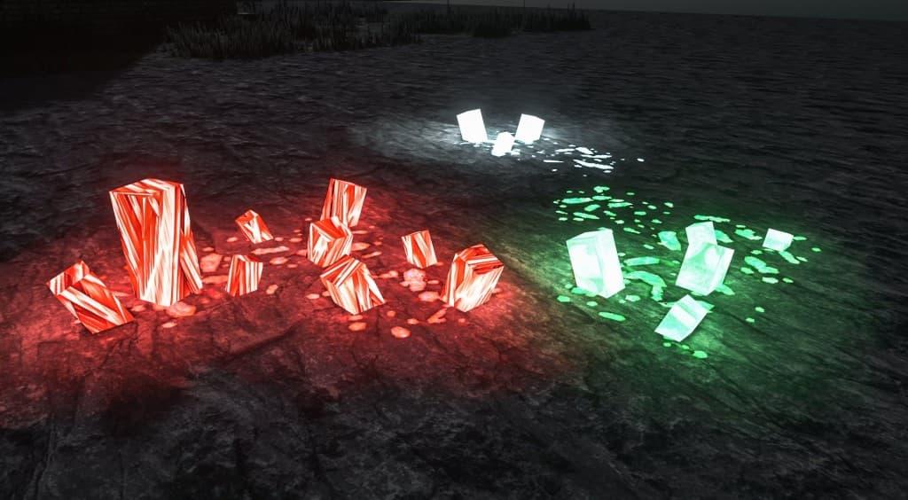 Minerais en 3D avec Patrix Resource Pack