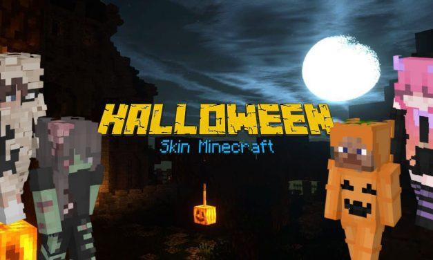 Top 18 Skins Minecraft pour Halloween